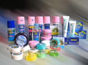 Produk VirginNatural Cosmetic