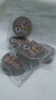 Sabun Coklat